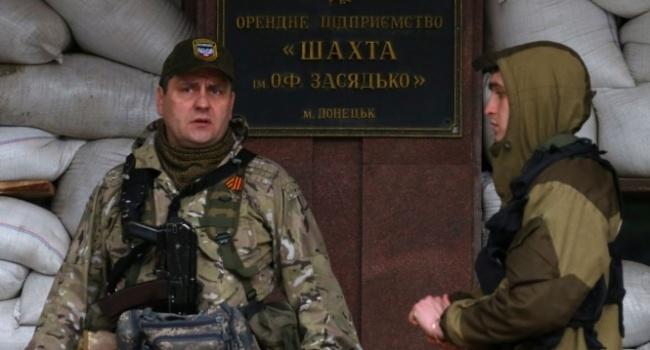 Шахти в «ДНР» ставлять на «суху консервацію» - не кажуть прямо, що закривають і грабують їх, – Михайло Волинець
