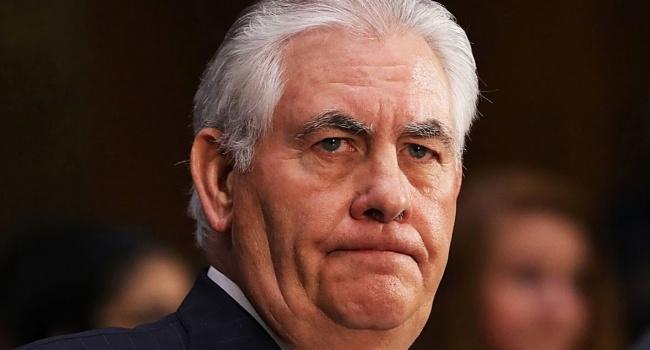Тиллерсон: США продолжат оказывать «мирное давление» наПхеньян