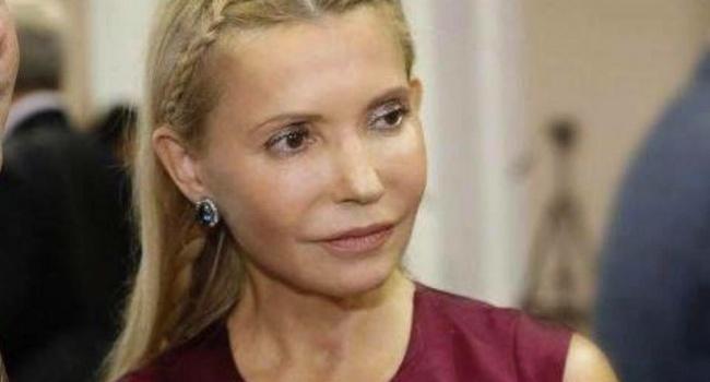 Блогер: у Тимошенко нет ни малейшего шанса хоть чуточку стать похожей на королеву Елизавету I