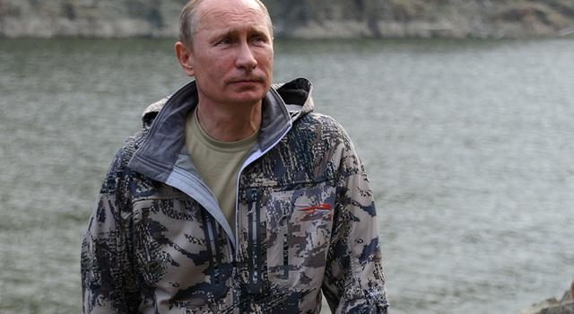 СМИ показали «загородную дачу» Путина