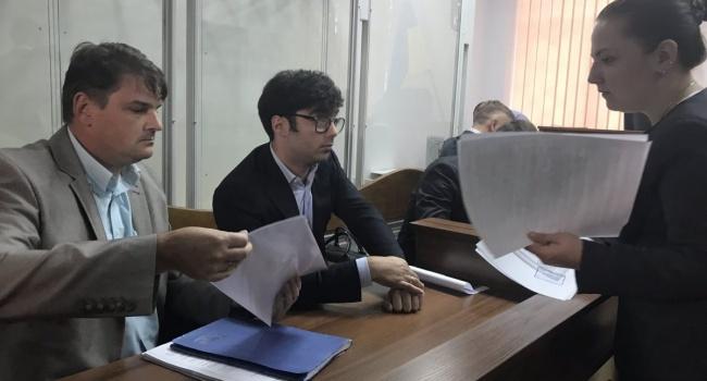 Стало известно решение суда по делу сына Шуфрича