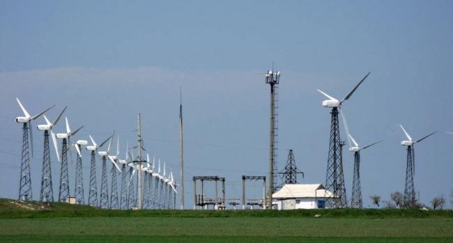 Американцы выделят деньги на строительство ветряных электростанций в Украине