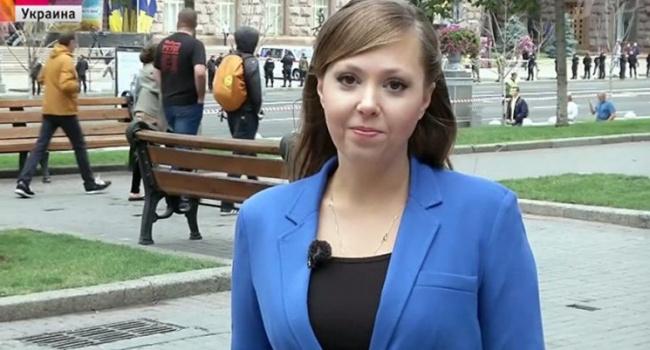 На «Первом канале» объяснили, почему в Украину посылают молодых журналисток