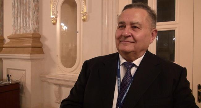 Россия не намерена уходить из Крыма и Донбасса – Марчук