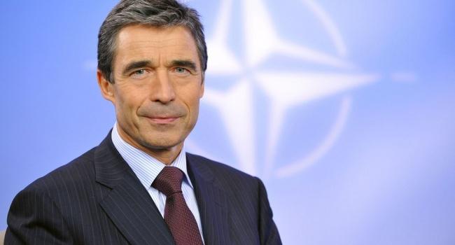 Бывший генсек НАТО вступился за Украину перед Юнкером