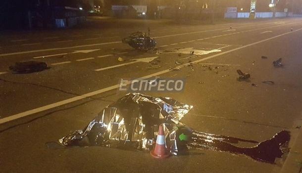 У Києві водій таксі на смерть збив співробітника Держохорони