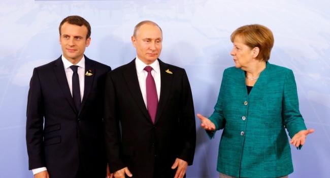 Сазонов: Європа хоче вирішити питання конфлікту на Донбасі за всяку ціну і бажано за чужий рахунок