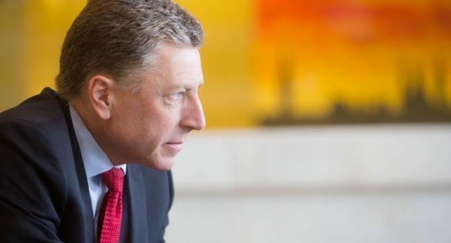 Політолог: Волкер випробовує механізми пресингу Москви
