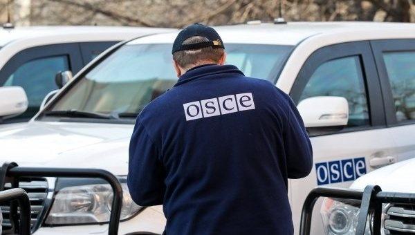 Украина обвинила Российскую Федерацию взапугивании ОБСЕ— Миротворцы наДонбассе