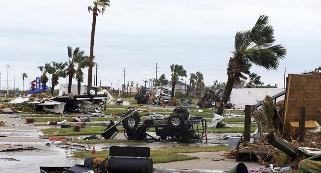 Ураган «Харви»: власти США сообщили об увеличении числа жертв