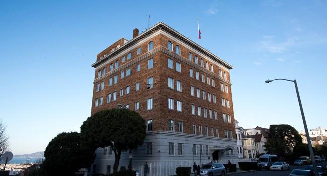 В Сан-Франциско закрыли российское консульство