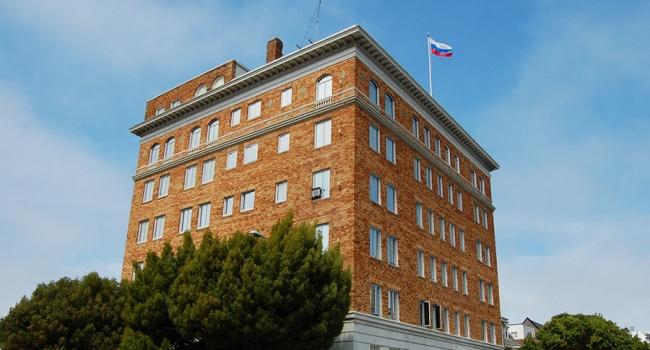 Генконсульство РФ в США: это очередной недружественный шаг