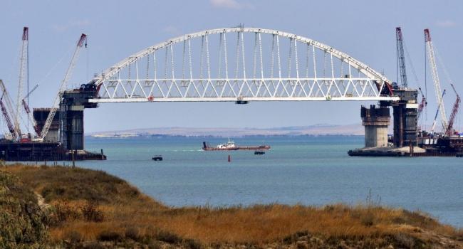 Строительство Керченского моста завершается – The Guuardian