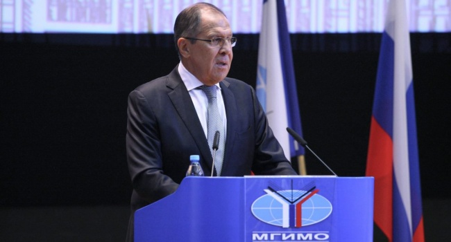 Лавров заявил, что Россию провоцируют на войну с Украиной и Молдовой