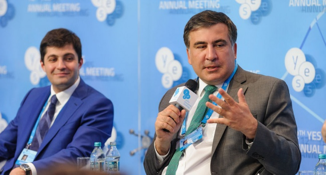 Саакашвили: в Киеве задержали моего брата Давида
