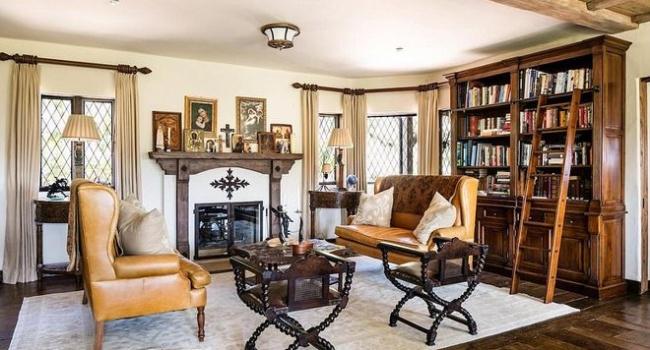 Мэл Гибсон продает роскошный особняк за 21 миллион