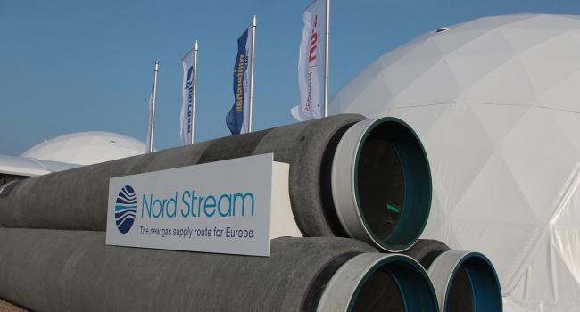 Блогер: ось так у Європі практично поховали «Північний потік-2»
