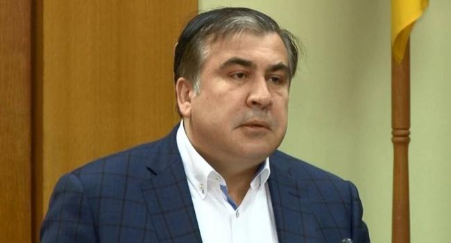 Сазонов: якщо родичам Саакашвілі не подобаються українські закони, вони можуть жити там, де закони більш комфортні