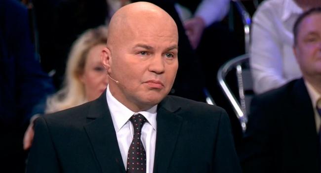 Блогер: на российском Первом канале «президента Украины» Ковтуна проверили на детекторе лжи