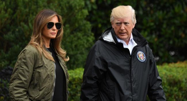 Трамп снова посетил наиболее пострадавшие от урагана «Харви» районы США