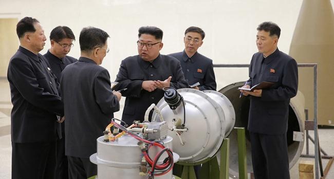 ВПриморье поведали  орадиационном фоне после ядерных испытаний КНДР