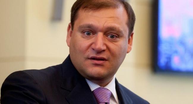 Добкин: Россия может встать на колени и попросить прощения