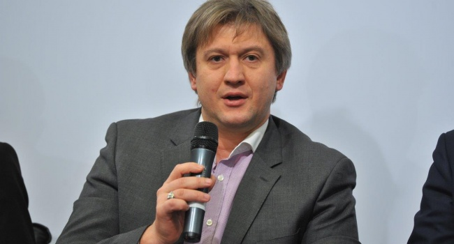 Данилюк: если Украина не изменит курс, совсем скоро она станет акционером ВБ и МВФ