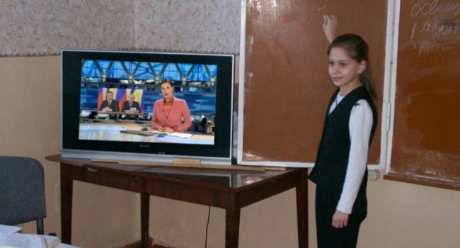Вшколах Кубани детей заставляют пересказывать новости «Первого канала»