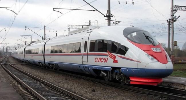 Концерн Siemens хочет приобрести уРЖД около 10-ти «Сапсанов»