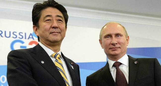 Абэ предложил устроить поединки сучастием В. Путина ипрезидента Монголии