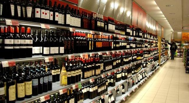 Проект закон о розничной торговле алкогольной продукцией того изменение