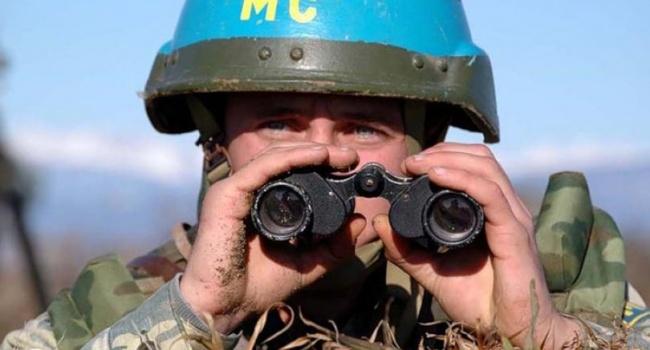 Эксперт: миротворцы на Донбассе – это однозначно хорошо, но без единого миротворца Путина