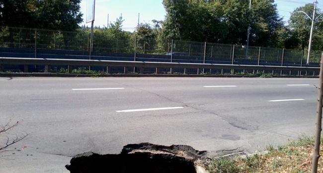 Ссегодняшнего дня наполгода ограничат движение наулице Борщаговской вКиеве