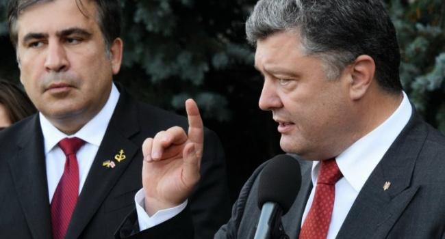 ВСША сделали объявление  поситуации сСаакашвили