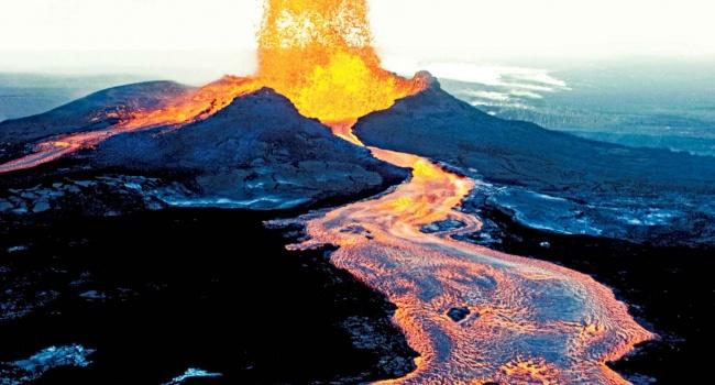 На Гавайях «проснулся» самый активный вулкан в мире