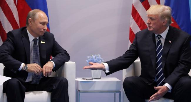 СМИ узнали предложенный Трампу Москвой план понормализации отношений