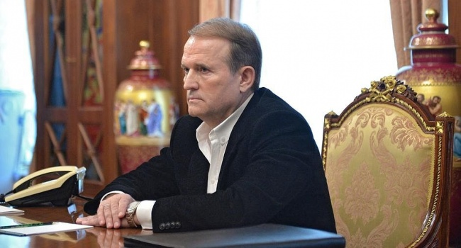 Богдан Карпенко: Медведчук поздно спохватился делать заявления, что он к Саакашвили никаким боком