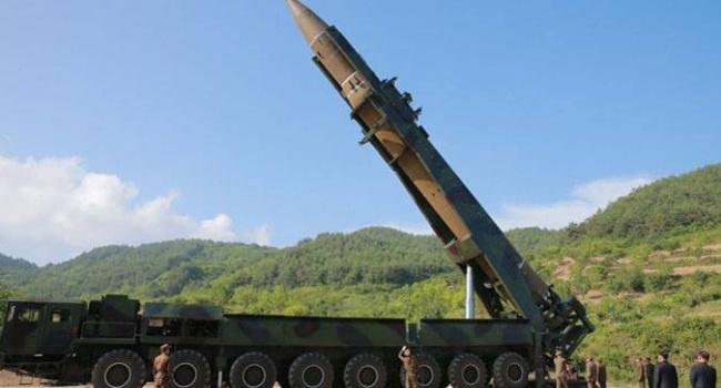 Ракета КНДР «Хвасон-12» преодолела расстояние, необходимое для поражения военных баз США