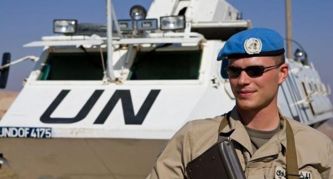 Предложение В.Путина  омиссии ООН вДонбассе показалось Меркель «интересным»