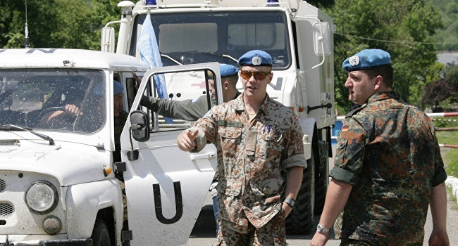 Дипломат есть два вопроса ответы на которые мы должны получить прежде чем миротворцы ООН окажутся на Донбассе