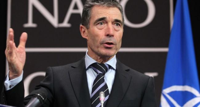 Пограничный союз междуЕС и государством Украина невозможен— Экс-генсек НАТО
