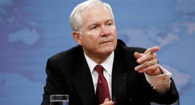 Съезд неподдержит снятие санкций сРФ, пока Крым будет оккупирован— Гейтс