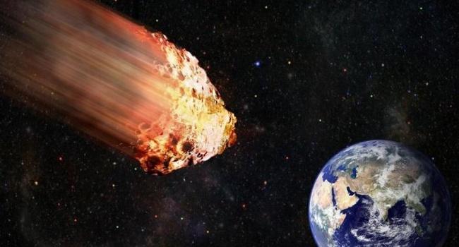 12октября кЗемле приблизится астероид вдвое крупнее челябинского метеорита