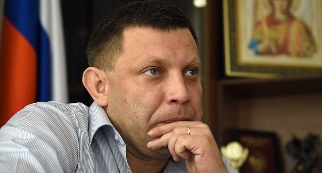 Захарченко отказался проводить выборы президента Украины натерритории ДНР