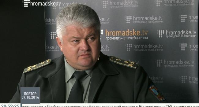 Полторак сократил основного психиатра Минобороны Украины 20сентября 2017 12:03
