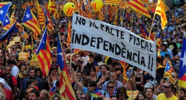 Европейская демократия: вИспании задержаны 12 приверженцев независимости Каталонии