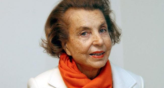 Померла найбагатша жінка всвіті Ліліан Беттанкур