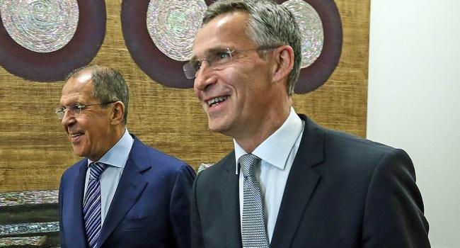Генсек НАТО после встречи с Лавровым объяснил, чей Крым