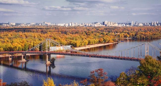 Еще один рекорд ночь 22 сентября стала самой теплой в Киеве