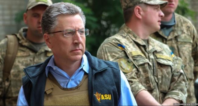Миротворцы дозволят провести выборы наоккупированном Донбассе— Волкер
